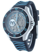 TechnoMarine Men's Cruise Automatic Stainless Steel/Silicone Watch TM-118020