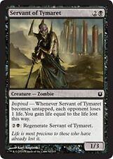 4 SERVANT OF TYMARET ~mtg NM Born of the Gods Com x4