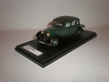 1/43 Wanderer W 22 four door sedan / limousine (AUDI) 1933  Made by ZZ Models