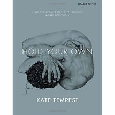 New, Hold Your Own, Tempest, Kate, Book