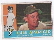 1960 TOPPS #240 LUIS APARICIO VG-EX Hall of Fame