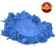 Sapphire / Blue Mica Colorant Cosmetic Grade Pigment by H&B Oils Center 1 Oz