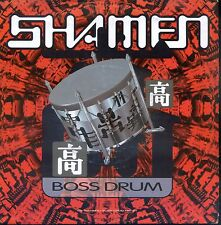 7inch SHAMEN boss drum EP BELGIUM 1992 EX+
