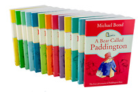 Paddington Bear 13 Books Children Collection Paperback Gift Pack By Michael Bond