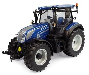 UH6207 - Tractor New- Holland T5-140 Blue Power