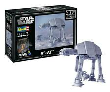 Star Wars Revell Modellbausatz 1/53 AT-AT - 40th Anniversary 38 cm