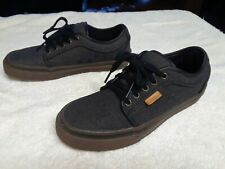 Vans Chukka Low Denim Skate Shoes Mens Size 7.5