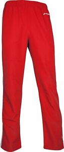 Brooks Podium Mens Track Pants Red Lightweight Running Warm Up Pant