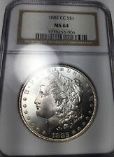 1882-CC NGC MS64 Beauty!,
