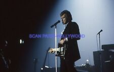 JOHNNY HALLYDAY EN CONCERT 70s 9 DIAPOSITIVES DE PRESSE ORIGINALES VINTAGE LOT