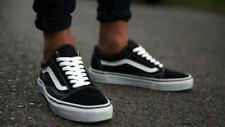 VAN Classic OLD SKOOL Low Top Casual Canvas sneakers MENS WOMENS Shoes