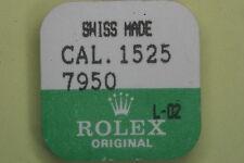 Rolex 1525 part 7950 Roue de centre & chausse Center wheel & cannon pinion