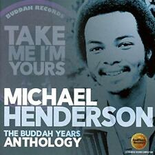 Michael Henderson - Take Me I'm Yours: The Buddah Years Anthology (NEW 2CD)