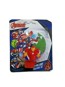 Night Light Avengers Led The Hulk, Iron Man, Captain America, Thor Rotary Shade