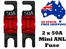 Aerpro 50AMP mini ANL Fuse - Car Amplifiers, Auto Electrical Wiring, Accessories