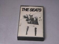 The Seats:  Yak RARE 1993 INDIE-FOLK  orig UK Cassette Single (cassingle)