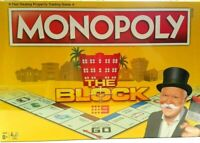 Monopoly The Block Special Edition The Fast Dealing Property Trading Board Game