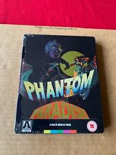 Phantom Of The Paradise Arrow Video Blu Ray Steelbook NEW/SEALED Brian De Palma