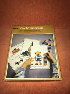 Galt How To Measure Educational Game Vintage