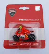VALENTINO ROSSI DUCATI DESMOSEDICI 2011 MOTO GP SUPERBIKE MODEL 1/29th MONDO NEW