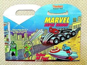 Marvel Super Heros Hardee's Funmeal Box