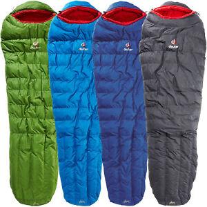 Deuter Astro Pro Schlafsäcke Mumienschlafsack Winter-Schlafsack Erwachsene NEU