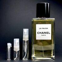 Chanel Les Exclusifs LA PAUSA Eau De Parfum - SAMPLE 1ml 2ml 5ml Perfume