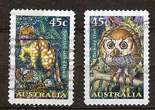 Australie - Mi. 1670-71 - Gebruikt - AU007