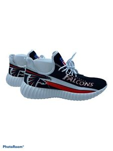 ATLANTA FALCONS NFL  Football Men's Lightweight Shoes UK size 44- US size 10