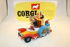 Corgi Toys 802 Popeye Paddle Wagon in very near mint all original condition RARE