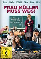DVD * FRAU MÜLLER MUSS WEG ! Anke Engelke - Sönke Wortmann # NEU OVP =