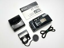 + FILM TESTED + Ricoh FF-700 35mm Compact Point n Shoot Film Camera Rikenon AF