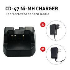 New Desktop Charger CD-47 For Yaesu FT-270R FT-60R VX160 VX180 VX150 VX231 Radio