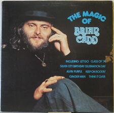 BRIAN CADD The Magic of Brian Cadd LP 1970s Australian Rock– ex-The Groop, Axiom