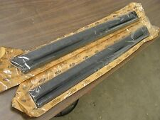 NOS OEM Ford 1991 F-Series Truck Pickup Bedside Moulding Pair Rubber F150 F250