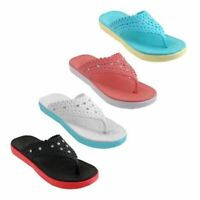 Women's Flip Flop Summer Sandals Slippers- Casual for Beach, Pool, Shower