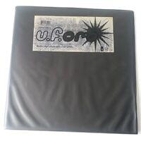 The Orb - U.F.Orb - Vinyl LP 1st Press Ltd Edition PVC Sleeve + 2 Prints EX/EX