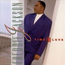 NEW - Time for Love by Jackson, Freddie