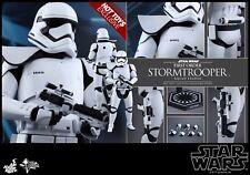 Figurine Hot Toys Stormtrooper Squad Leader Star Wars VII 7