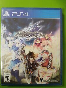 Fairy Fencer F: Advent Dark Force (Sony PlayStation 4, 2016) BRAND NEW SEALED