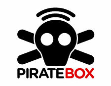 Raspberry Pi 3 IM Client Chat File Sharing Anonymous 4chan pirate box micro SD