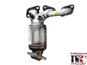 Exhaust Manifold And Converter Assy   DEC Catalytic Converters   FOR20392