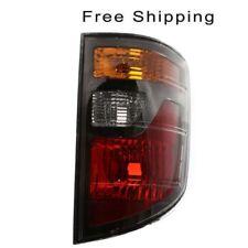 Tail Lamp Lens and Housing RH Side Fits Honda Ridgeline 2006-2008 HO2819131