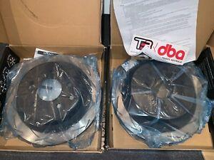 DBA 4574S Rear Brake Discs for NISSAN 350Z, JUKE, LEAF, QASHQAI, V35, X-TRAIL