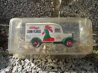 Days - gone Lledo - Cornflakes van - diecast model van