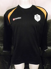 Sheffield Wednesday FC Black with Orange Trim Sweatshirt  Size Small.