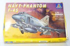 Italeri 170 Aeroplane navy-phantom F-4S Kit 1:72 OVP