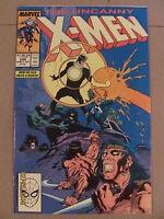 Uncanny X-Men #249 Marvel Comics