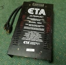 ETA PROFESSIONAL LIGHTING SYSTEM CONTROLLER