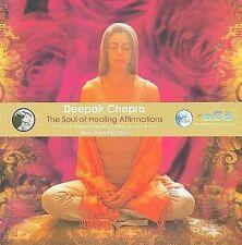 FREE US SHIP. on ANY 2+ CDs! ~Used,Good CD Deepak Chopra M.D.: The Soul of Heali